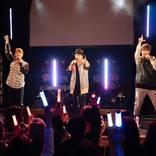 LAST FIRST、六本木でメジャーデビュー記念ライブを開催