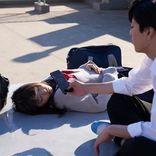 間宮祥太朗、桜井日奈子の寝顔にキス「今起きたら殺す」ギャップに悶絶