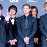 キンプリ・岸優太『GQ MEN OF THE YEAR』受賞挨拶にノブコブ吉村「バイトの言い方」