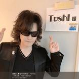 X JAPAN・Toshl、野生爆弾・くっきー!の一言に「感謝しています」