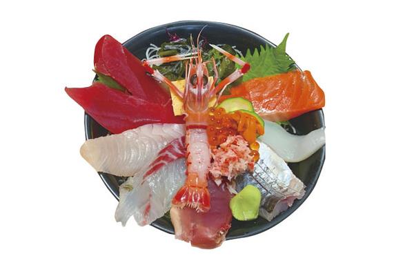 三河湾海鮮丼