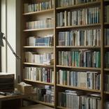 憲法学者・木村草太さんの本棚を拝見!「小学生の頃から図書館が好きだった」