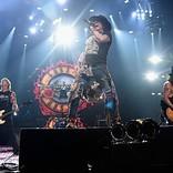 ガンズ・アンド・ローゼズ、再結成ツアーが大盛況のうち終了 興行収入約635億円で史上3位に浮上