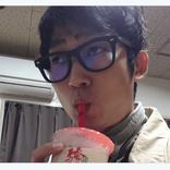 ノンスタ石田、妻からのLINEを公開 「もう少しパッとした顔してたら…」