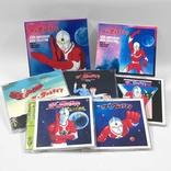 祝!『ザ☆ウルトラマン』放送40周を記念して5 枚組 CD ボックス登場!