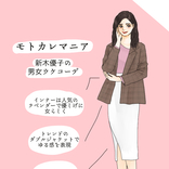 『モトカレマニア』新木優子に学ぶ、男女ウケ抜群「ゆるコーデ」
