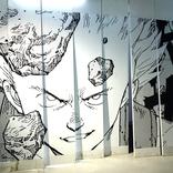 新生渋谷PARCOで同時オープン! 2つのギャラリーで開催される『AKIRA ART OF WALL』レポート