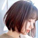 小顔効果バツグン!ぽっちゃり女子に似合うボブの髪型を一挙ご紹介☆