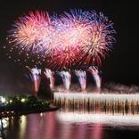 【日本全国の花火大会:12月開催日順】年末の冬空に打ち上がる花火が見たい