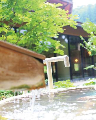 君田温泉 森の泉