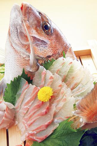 蕎麦と活魚の店 なるみ丸