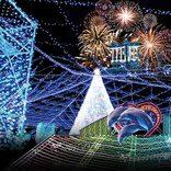 名古屋から車で1時間以内!クリスマスに見たいイルミネーション25選【東海】<2019>