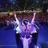 DJ小宮有紗 from OMOTENASHI BEATS、シンガポール開催のANIME FESTIVAL ASIAで大成功