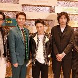 屋良朝幸、海宝直人らが斉藤和義の楽曲で歌い踊る! 日本発の新作ミュージカル『ロカビリー☆ジャック』が開幕