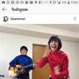 「なんでだろう~」 おばたのお兄さんと山﨑夕貴アナ夫妻のテツandトモ完コピ動画に称賛の声