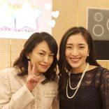 田中美奈子、長渕剛の娘との共演で疑問 「歌はやらないの?」