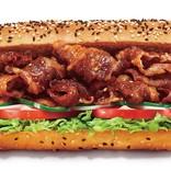 【サブウェイ】が12月20日(金)より「年末年始の肉得盛食べごたえ対決キャンペーン」を開催!