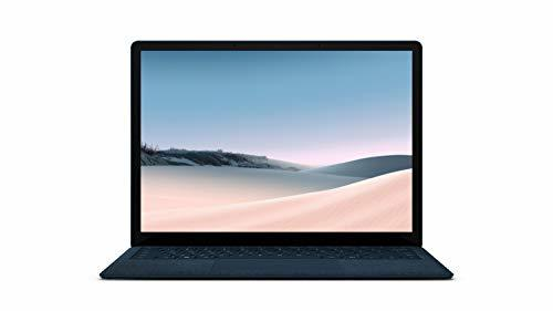 マイクロソフト Surface Laptop 3 13.5インチ/ Office H&B 2019 搭載 /第10世代 Core-i7 / 16GB / 512GB / コバルトブルー (ファブリック) VGS-00053
