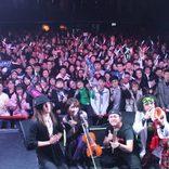 Ayasa中国ツアー、いよいよ最終地・北京へ
