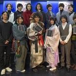 「極上文學」第14弾『桜の森の満開の下』~孤独~開幕 公開場当たりの様子と出演者のコメントが公開