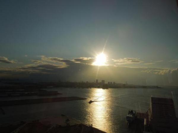 神戸ポートタワー「初日の出展望」