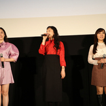 『Gレコ』舞台挨拶で女子のトイレBGM話に富野監督笑い泣き!「女の力 Day」レポ