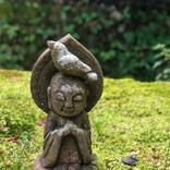 紅葉名所の大原・三千院でキュートなわらべ地蔵に癒される!【京都】