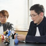 ちゃんと墨入れしてあるんだよ! 「HG 忍者戦隊カクレンジャー」発売記念 小川輝晃&土田大 対談!