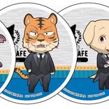 『BEASTARS』コラボカフェがグッドスマイル×アニメイトカフェ秋葉原・日本橋の2店舗で12月11日開幕!