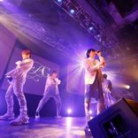 TFG、6色のカラーサンタでクリスマスをお祝い!?2ndSG発売記念ライブ大盛況