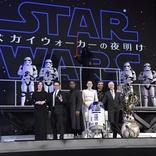 『スター・ウォーズ/スカイウォーカーの夜明け』日本のレッドカーペットにキャスト&J.J.エイブラムス監督らが勢ぞろい