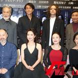 長谷川京子 舞台「メアリ・スチュアート」へ「絶対にできるという気持ちで挑戦させて頂きます」