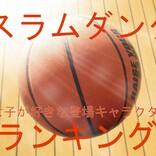 バスケ漫画『リアル』配信決定!『スラムダンク』人気キャラクターランキング発表