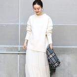 【2020春】白ニットコーデ特集♡男女ウケ間違いなしの着こなしをご紹介♪
