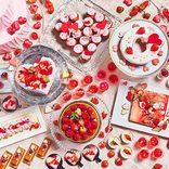 関東のいちごビュッフェおすすめ6選!かわいい苺スイーツが食べ放題<2019-2020>