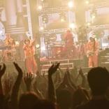 """ユニコーン """"100周年ツアー""""完走、2020年4月に""""100分づくし""""の映像作品をリリース"""