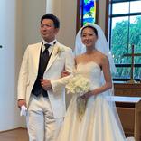 鈴木誠也、妻との馴れ初めは「嵐がもたらした偶然で…」