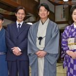 次期朝ドラ主演の窪田正孝、唐沢寿明からエール「もっともっと主役を」