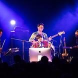 ニガミ17才 全公演完売の単独ツアー「不定期大演奏会」 大阪公演のレポートが到着