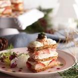 【KIHACHI】デザートみたいな料理を華やかなフルコースで楽しむ「2019 Dessert Styled Christmas」