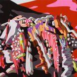 古来から数多くの作品の主題となった富士山に独自の感性を持って挑む 山口聡一 個展「The Paint of Mount Fuji 」開催