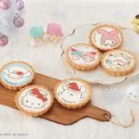 クリスマスをサンリオキャラクターと一緒に! かわいいチョコ風タルト