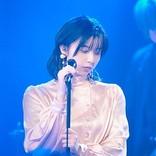 adieu(上白石萌歌)、初ライブで音楽活動への意気込みを語る