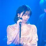 adieu(上白石萌歌)「今 自分は音楽をやっていると実感!」初のライブ・ショーケースを開催