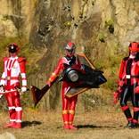 スーパー戦隊シリーズ劇場版最新作、騎士&快盗&警察の3大ヒーローが勢ぞろい!