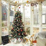 今年はどうする?見ているだけで楽しいクリスマスツリーインテリア