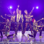 超特急、大阪城ホール公演でひと足早いクリスマスを演出