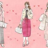 春のお花見コーデ!夜桜デートや会社イベントなどシーン別に解説。NG服装・持ち物も