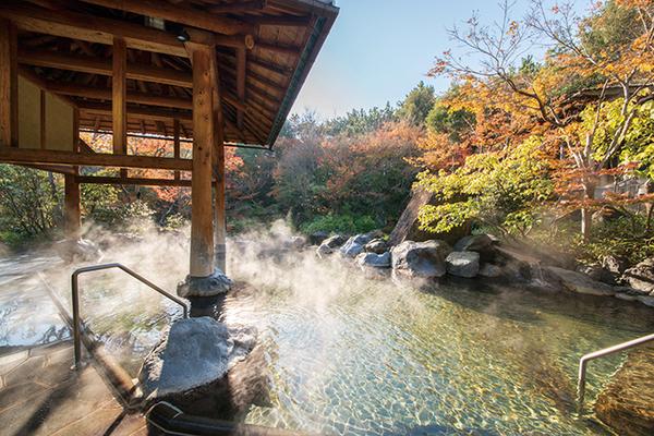 長島温泉⦆湯あみの島