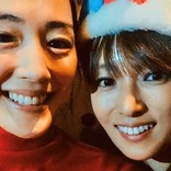 深田恭子、綾瀬はるかとサンタ姿にファン悶絶 「なんと贅沢な…」